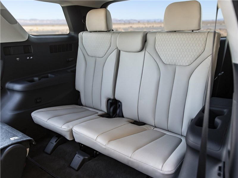 Hyundai Palisade 2020 третий ряд