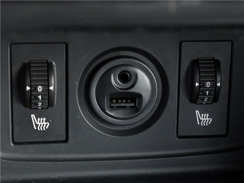 Citroen C4 2016 блок с тумблерами подогрева