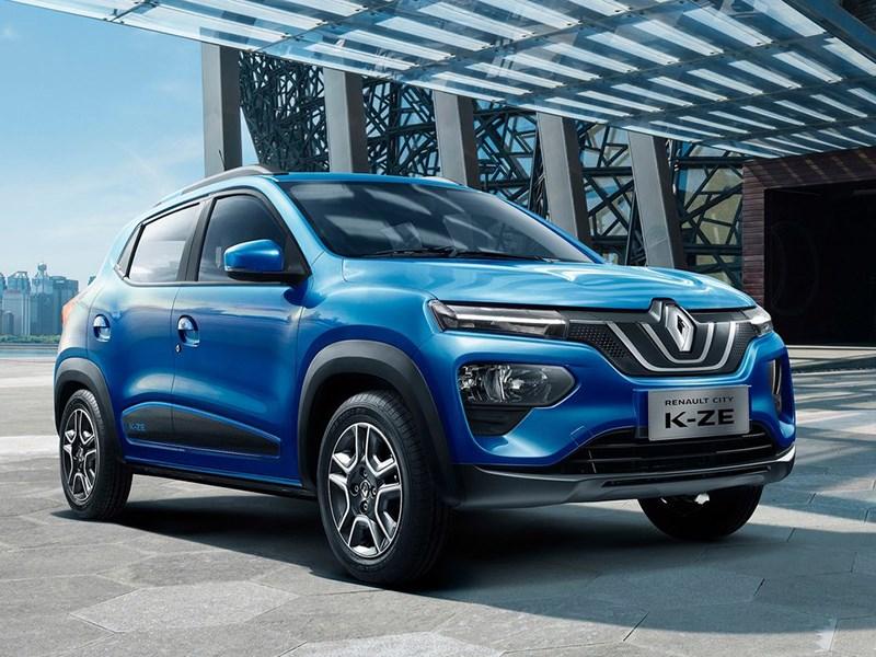 Renault представил бюджетный электромобиль Фото Авто Коломна