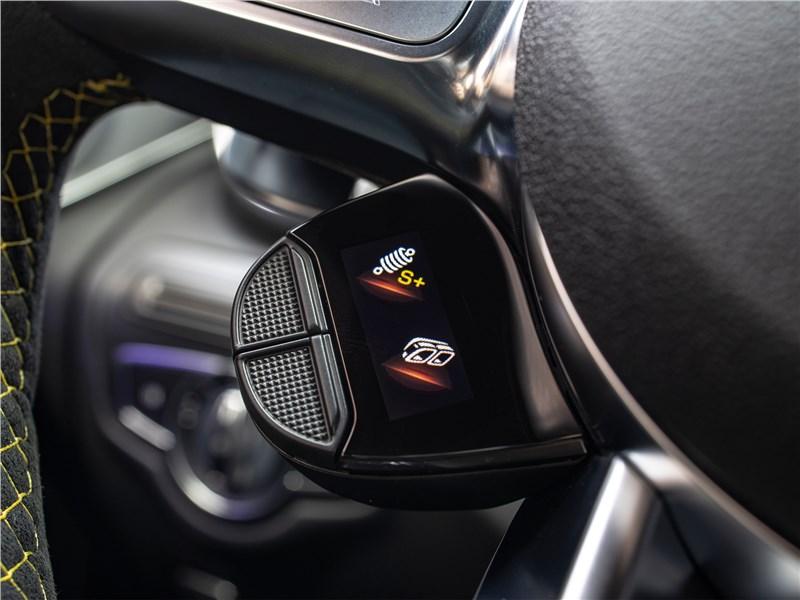 Mercedes-Benz GLC 2020 руль