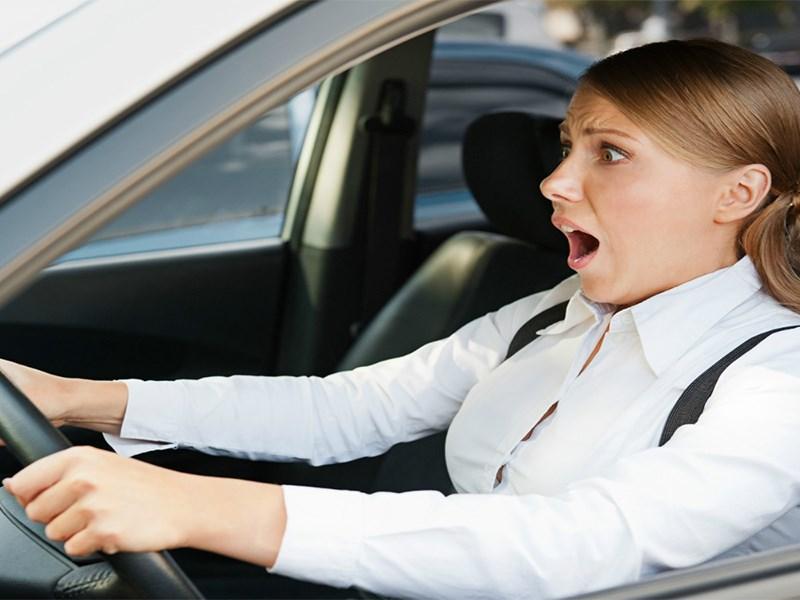 Автоматическое торможение пугает водителей Фото Авто Коломна