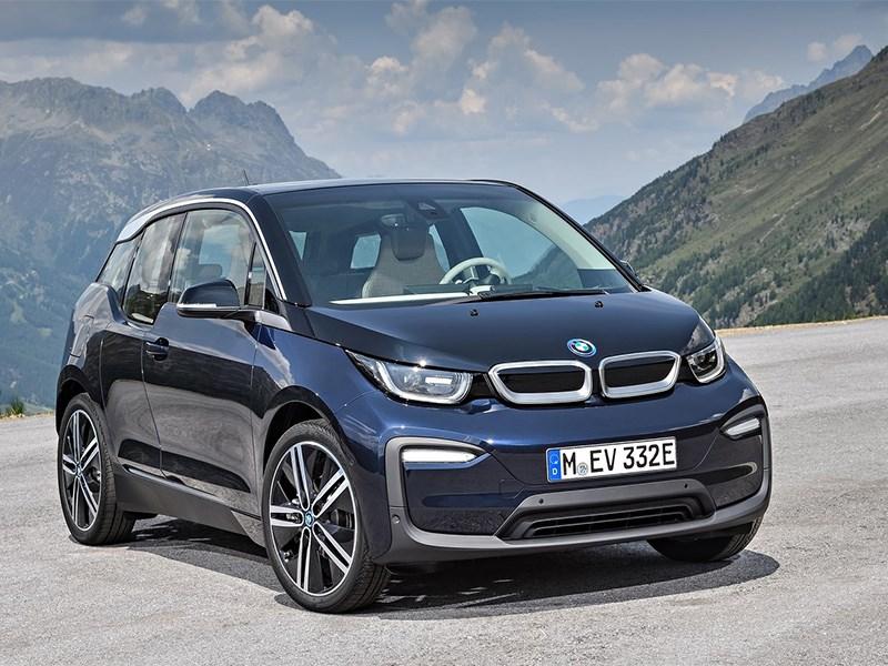 Почему BMW не будет обновлять свой электрокар I3 Фото Авто Коломна