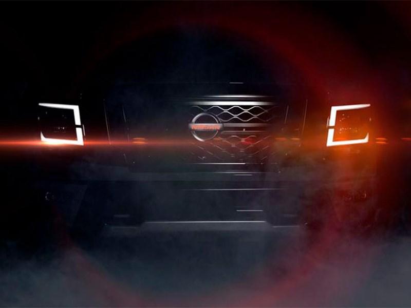 Nissan готовит «горячий» пикап