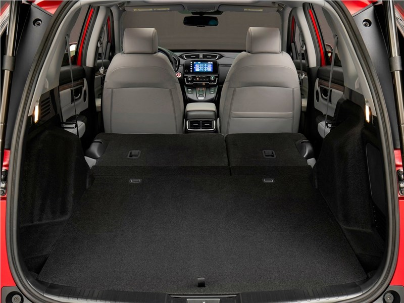 Honda CR-V 2020 багажное отделение
