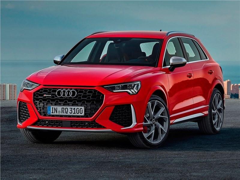 В России отзывают Audi Q3