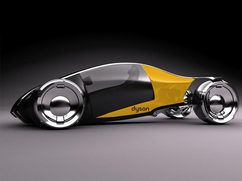 Производитель пылесосов закрыл проект по созданию электромобиля Фото Авто Коломна