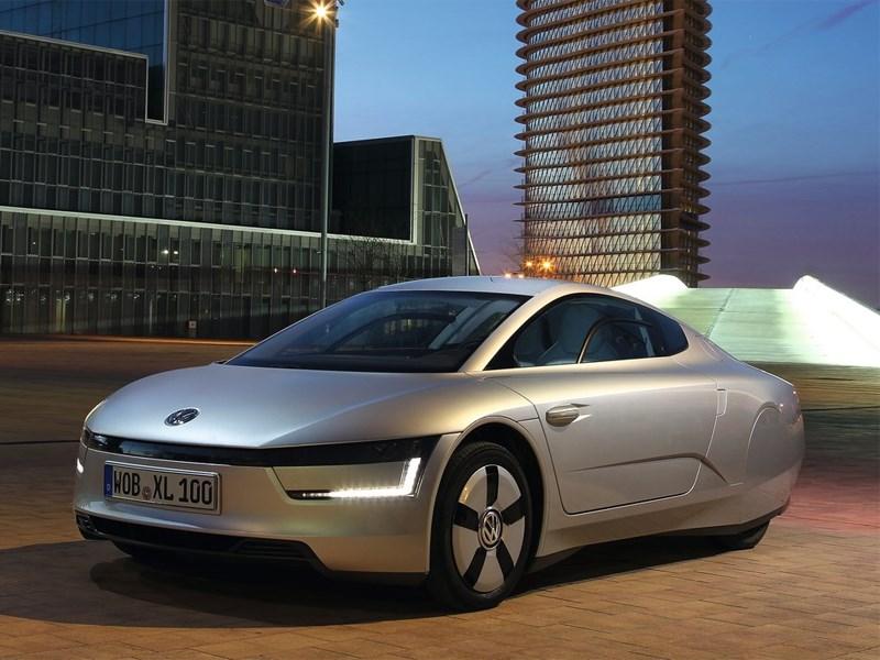 Автомобиль будущего Volkswagen XL1 будет доступен только в лизинг