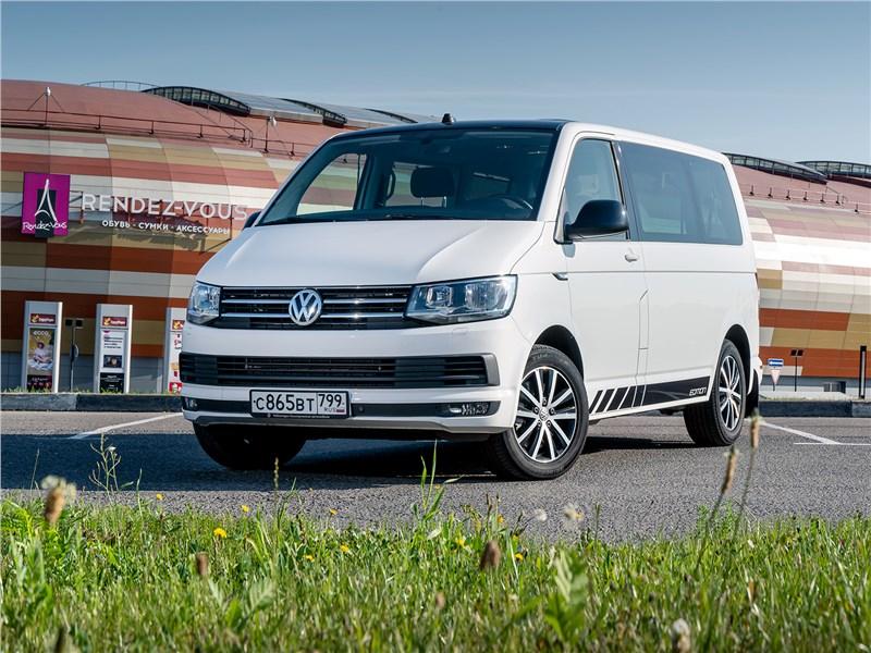 За счет чего может ломать стереотипы Volkswagen Caravelle