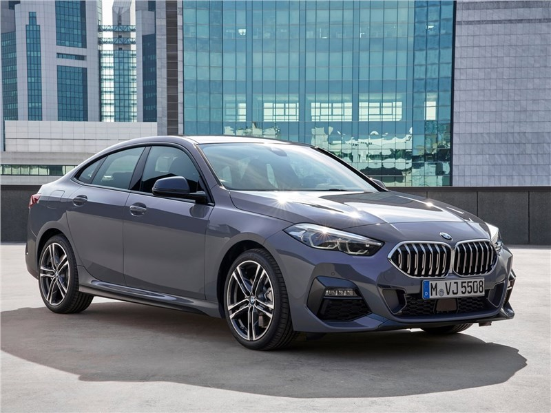 BMW 2-Series Gran Coupe 2020 вид спереди