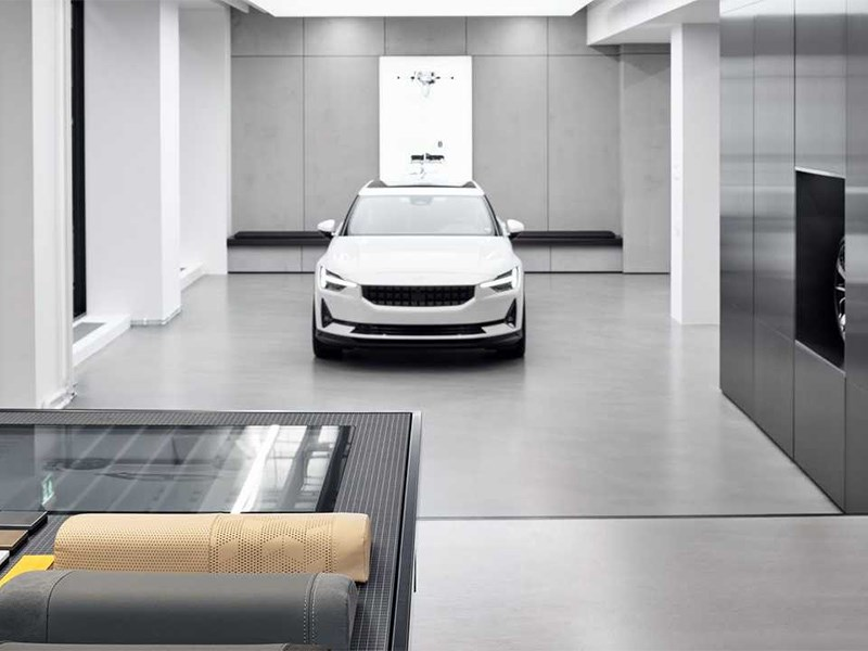 Polestar будет продавать автомобили особым образом Фото Авто Коломна