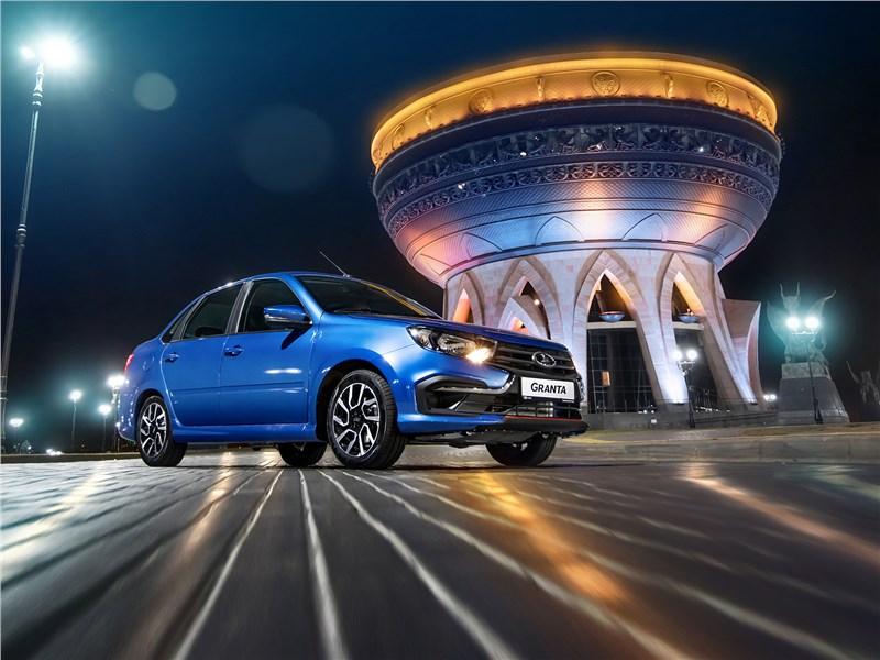 Lada Granta - lada granta drive active 2019: для дерзких и нескромных