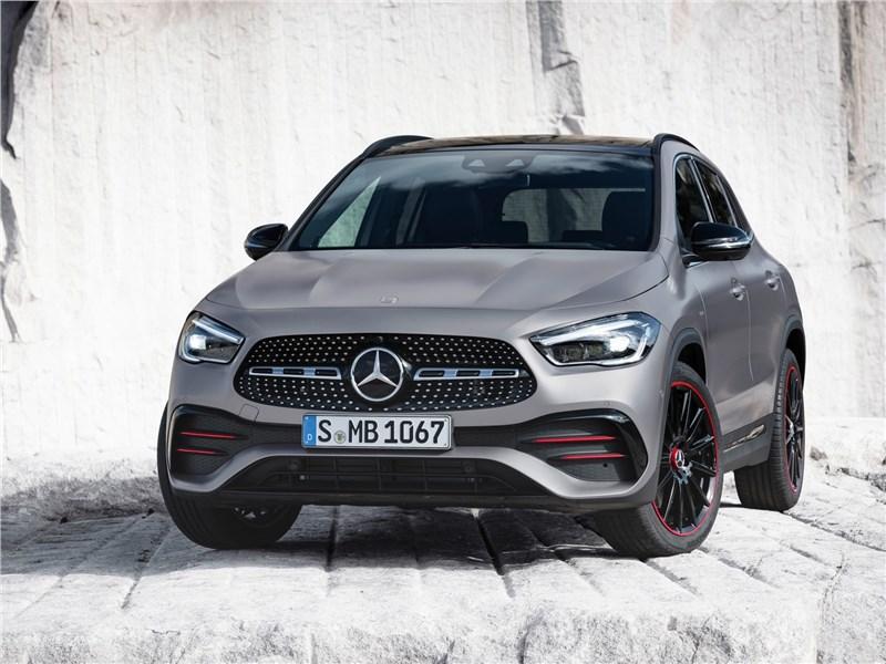 Mercedes-Benz, GLA-Class