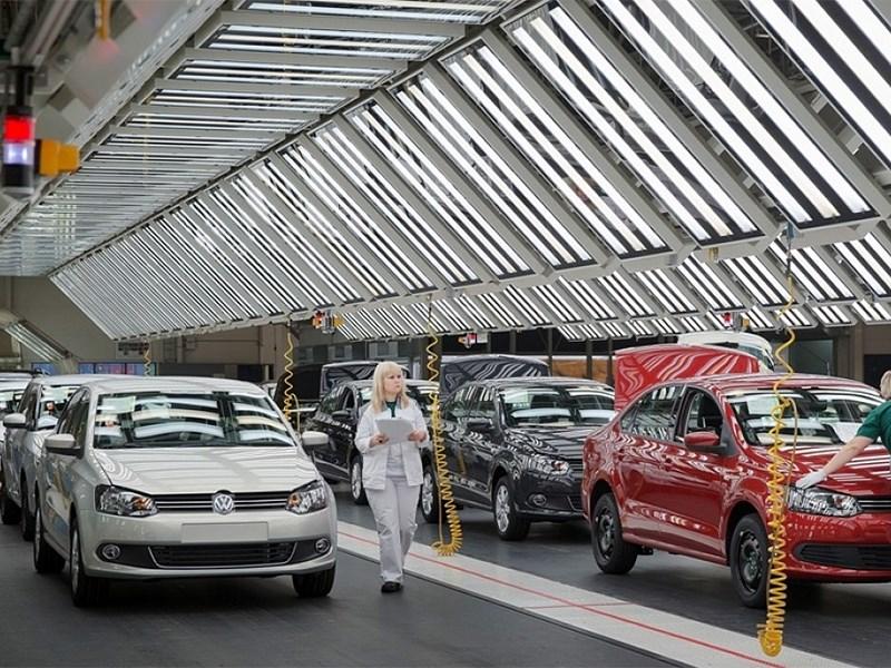 Фольксваген будет удивлять и захватывать рынок Фото Авто Коломна