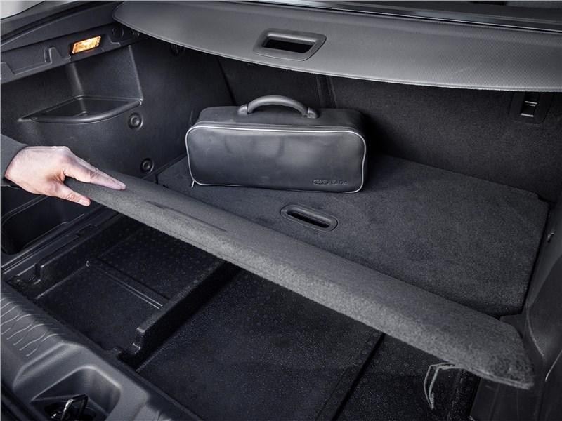Lada Vesta SW 2019 багажное отделение