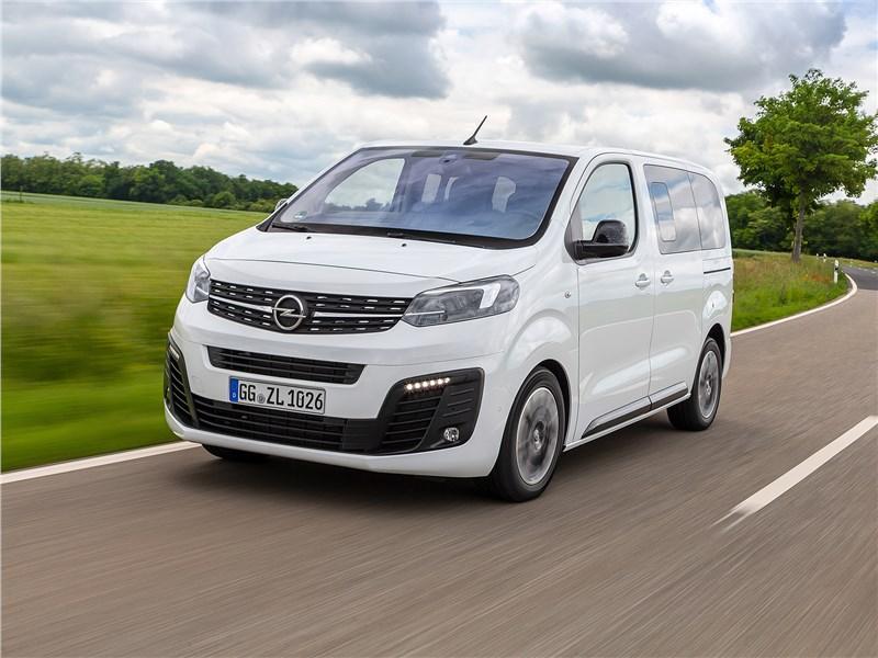 Opel Zafira - родственные и другие связи opel zafira life