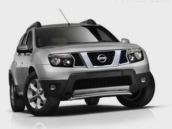 Nissan выпустит собственную версию внедорожника Renault Duster