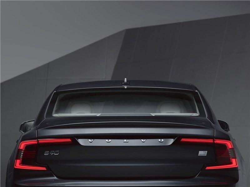 Volvo S90 2020 задний фонарь