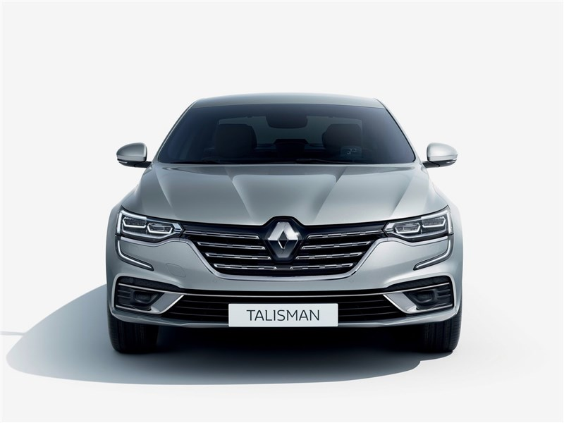 Renault Talisman 2020 вид спереди