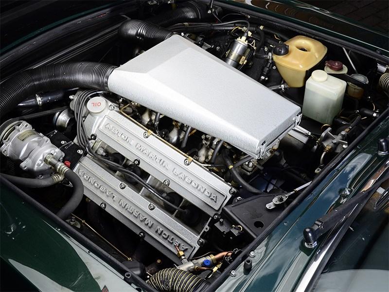 В Aston Martin откажутся от двигателей Mercedes