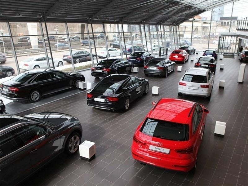 Коронавирус обрушил продажи автомобилей