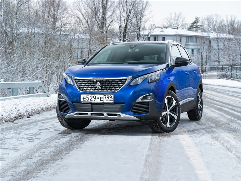 Peugeot 3008 - peugeot 3008 2017 машина, которую жены отбирают у мужей