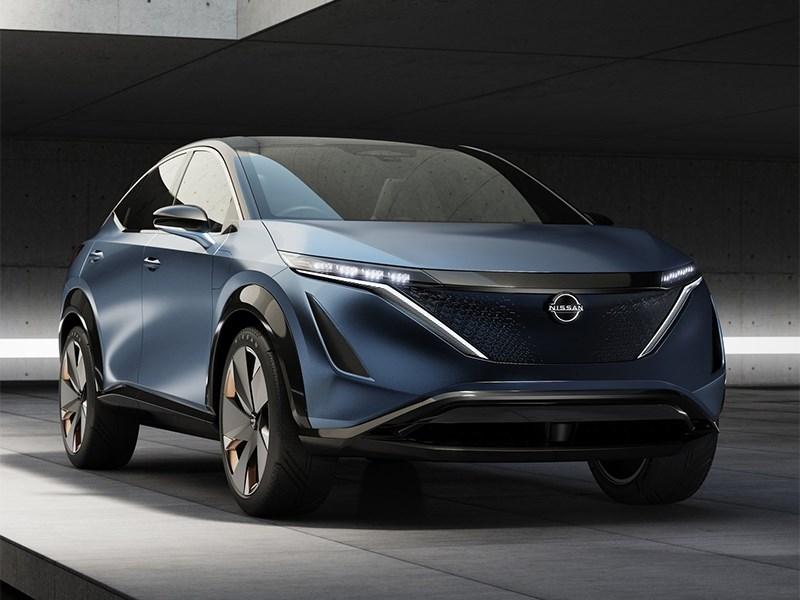 Nissan запатентовал название для нового кроссовера в России