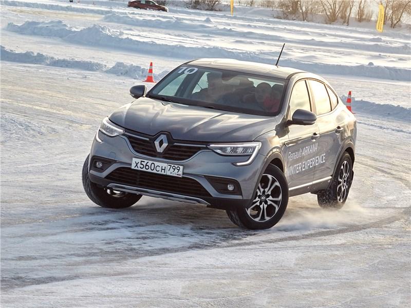 Почему люди любят Renault Arkana?