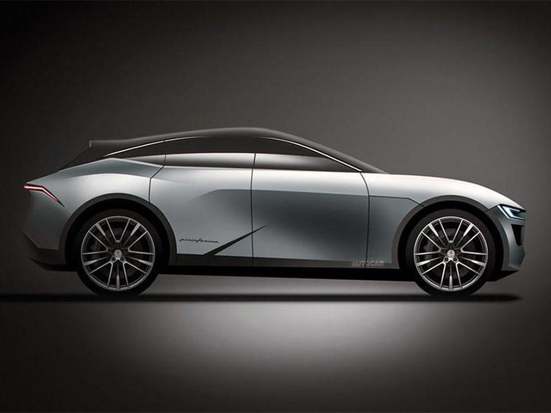Pininfarina планирует выпустить 1000-сильный электрический кроссовер
