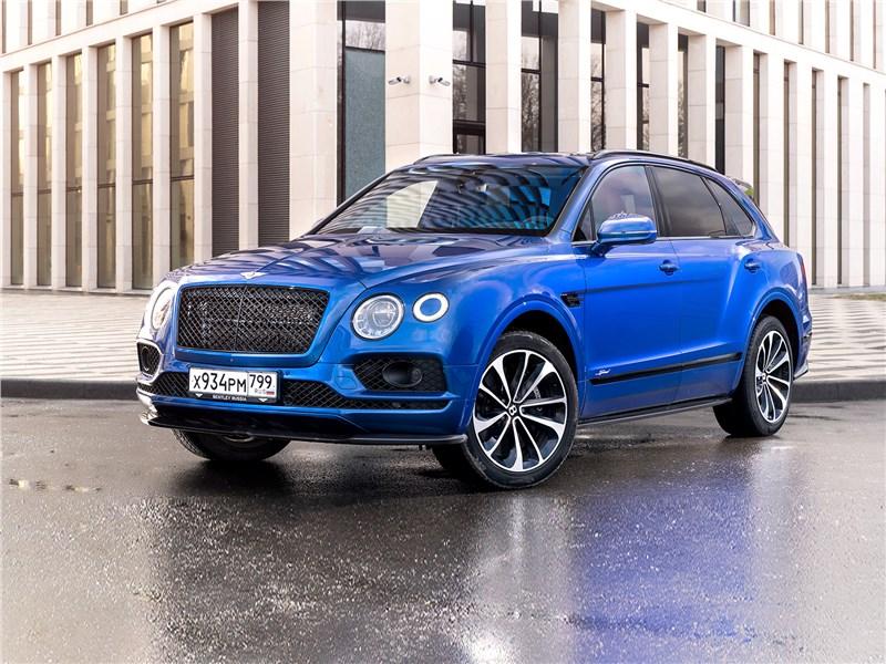 Bentley Bentayga Speed 2020 как зеркало русской души