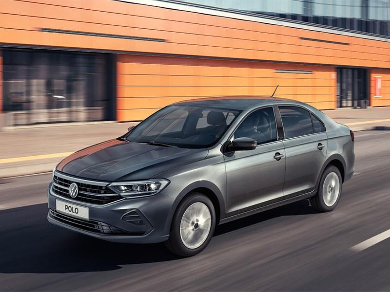 Стартовали продажи нового Volkswagen Polo