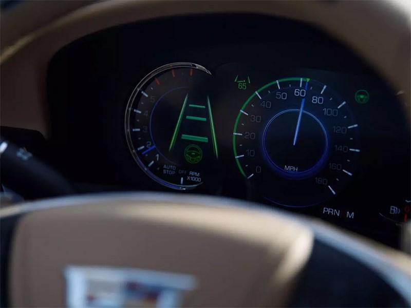Cadillac готовит очень умный автопилот Фото Авто Коломна