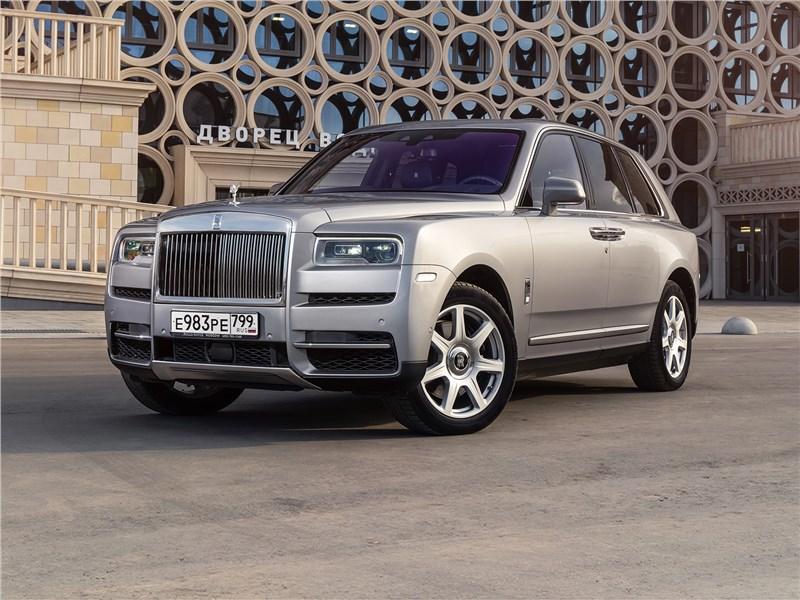 Rolls-Royce Cullinan – маркетинг или возвращение к истокам?
