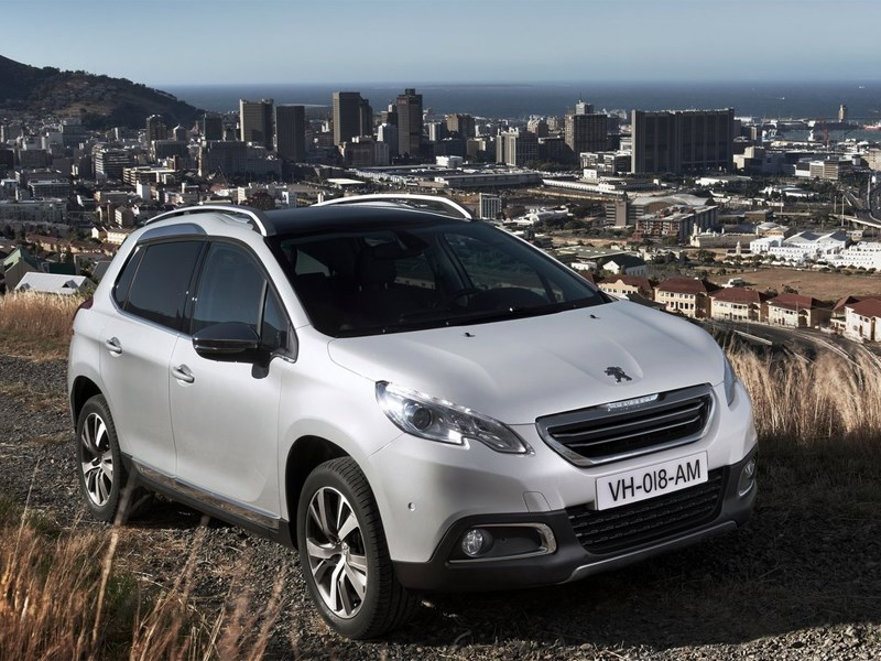 Спрос на Peugeot 2008 превысил ожидания производителей
