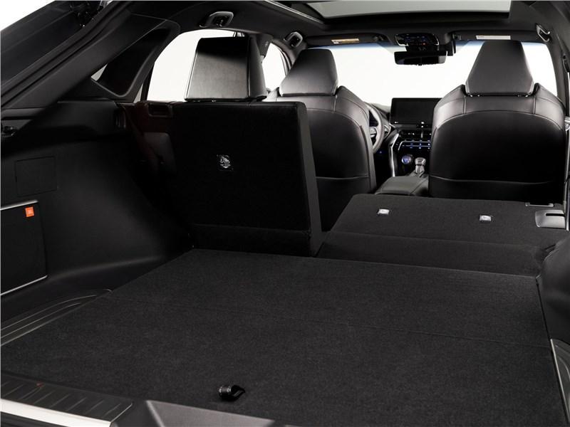 Toyota Venza 2021 багажное отделение