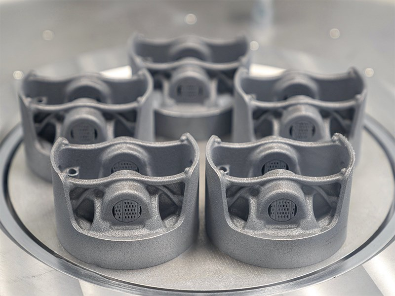 3d-печать увеличивает мощность автомобилей