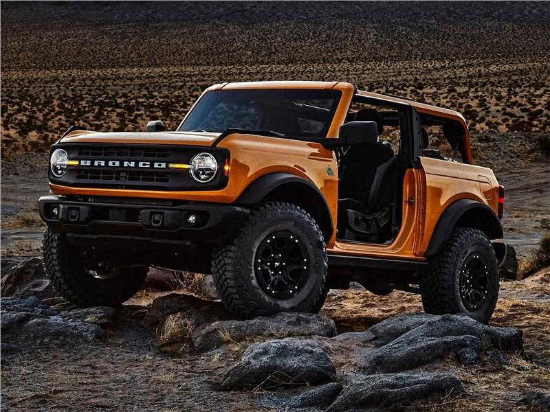 Ford Bronco может выйти на рынок Европы