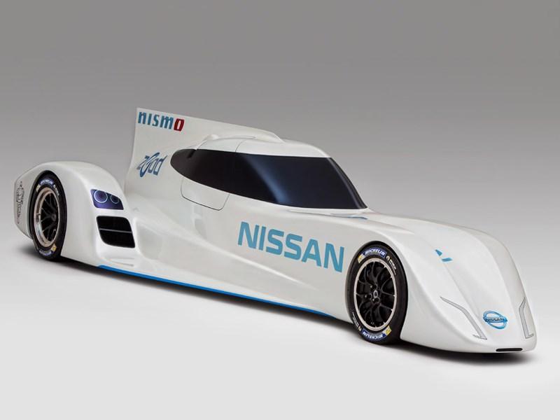 Nissan разрабатывает гоночный электрокар