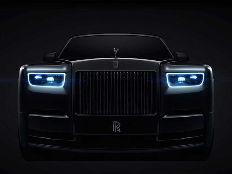 BMW зарегистрировала имя электрического «Роллс-Ройса»