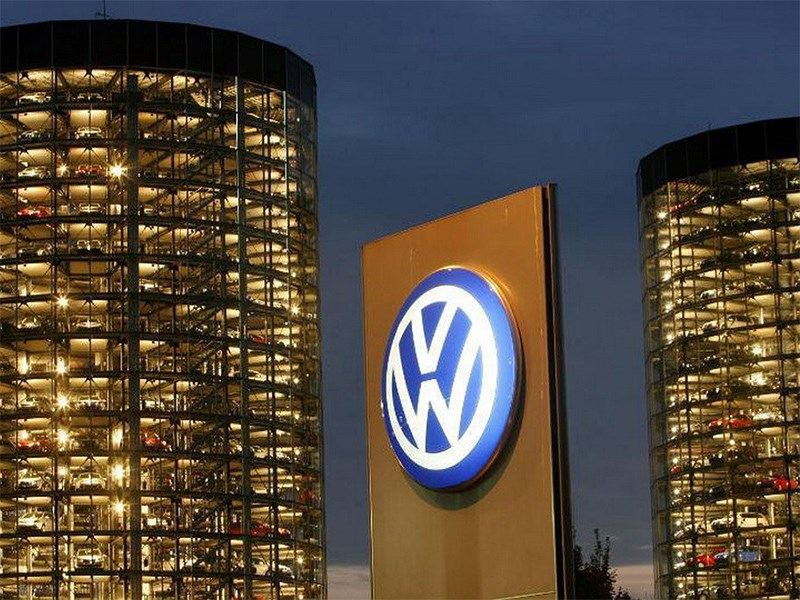 Volkswagen использует еще одну хитрость для снижения выбросов автомобилей