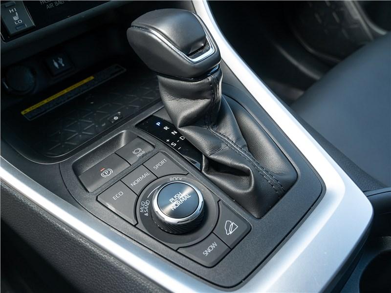 Toyota RAV4 2019 АКПП