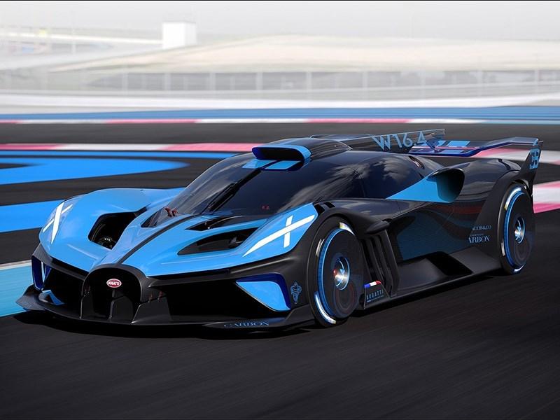 Самый легкий и быстрый суперкар в мире рассекречен