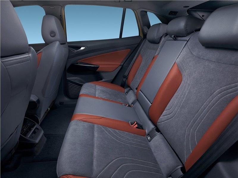 Volkswagen ID.4 (2021) задний диван