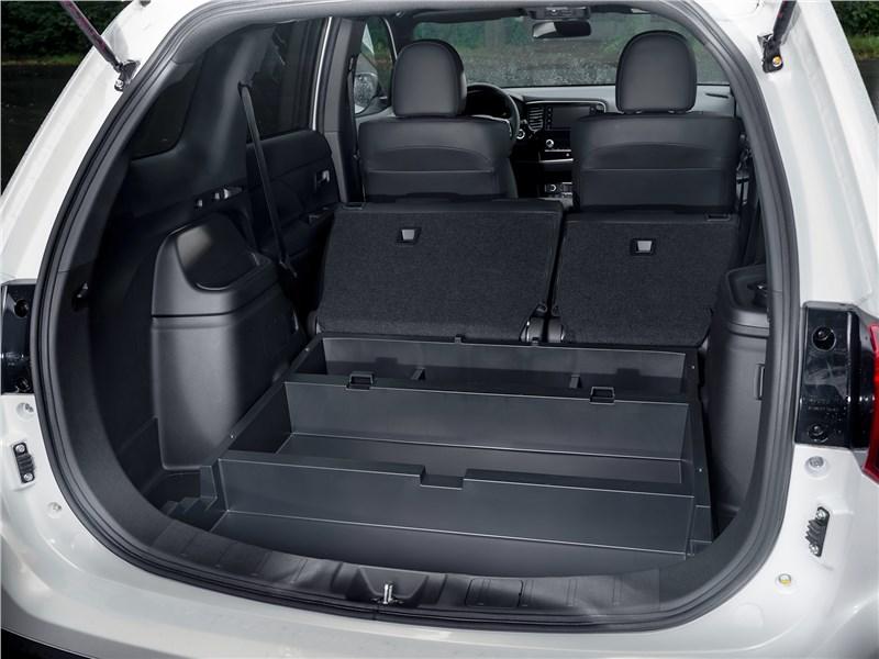 Mitsubishi Outlander 2021 багажное отделение