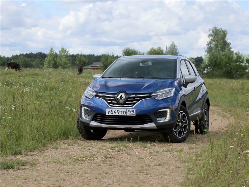 Зачем Renault Kaptur манит в поля?