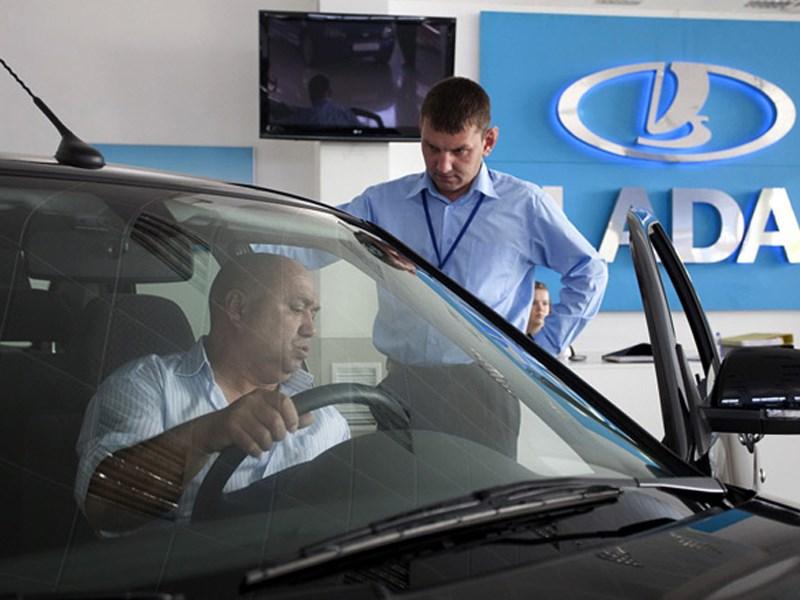 Спрос на продукцию «АвтоВАЗа» в России упал почти на 10%