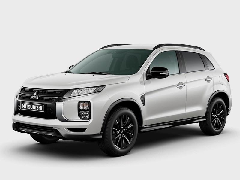 В Россию приехал необычный Mitsubishi ASX