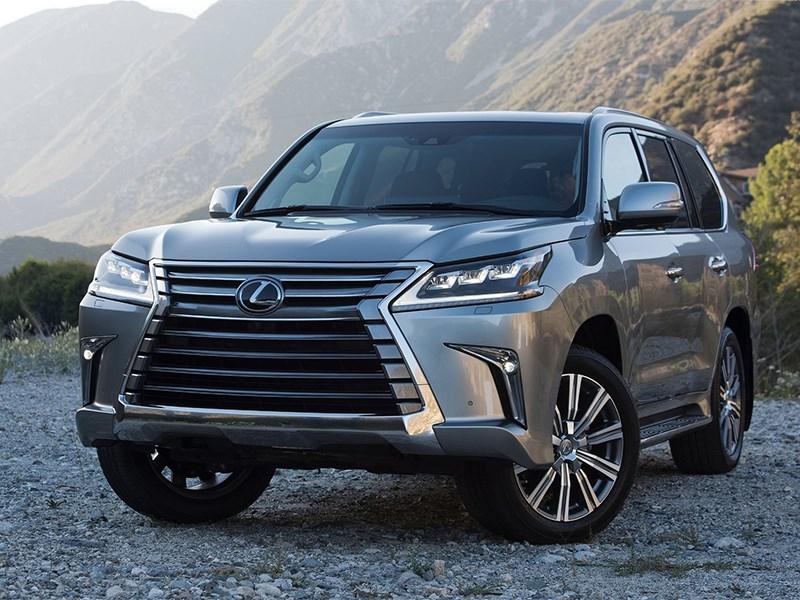 LX более не будет самым роскошным в линейке Lexus