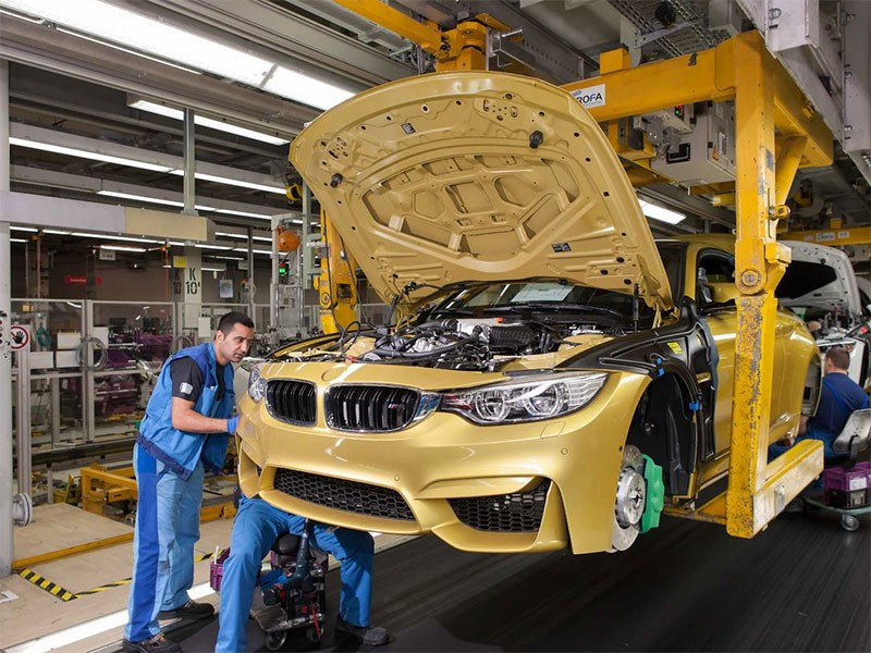 BMW построит в России собственный завод?