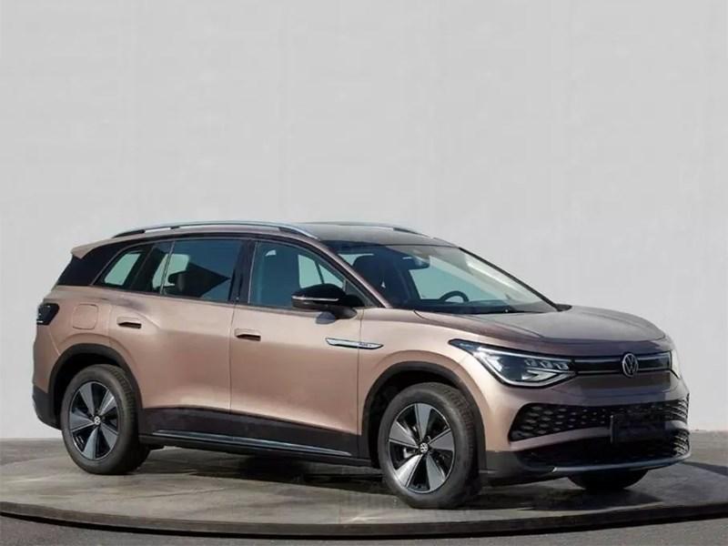 Cтала известна внешность нового Volkswagen ID6
