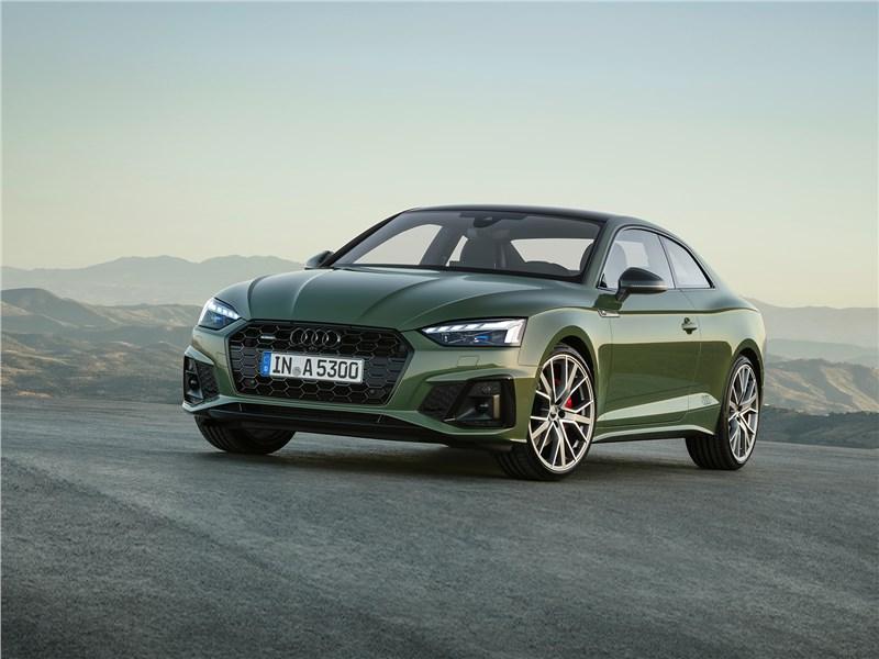 Audi A5 - audi a5 (2020) освежить и не испортить